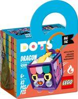 LEGO® DOTS Bag Tag Dragon