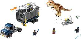 T. rex Transport components