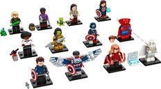 LEGO® Minifigures Marvel Studios components