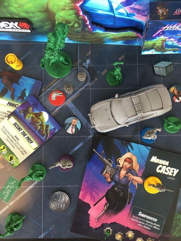 Hard City gameplay