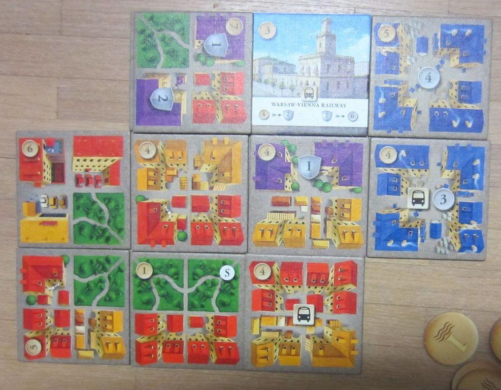 Capital gameplay