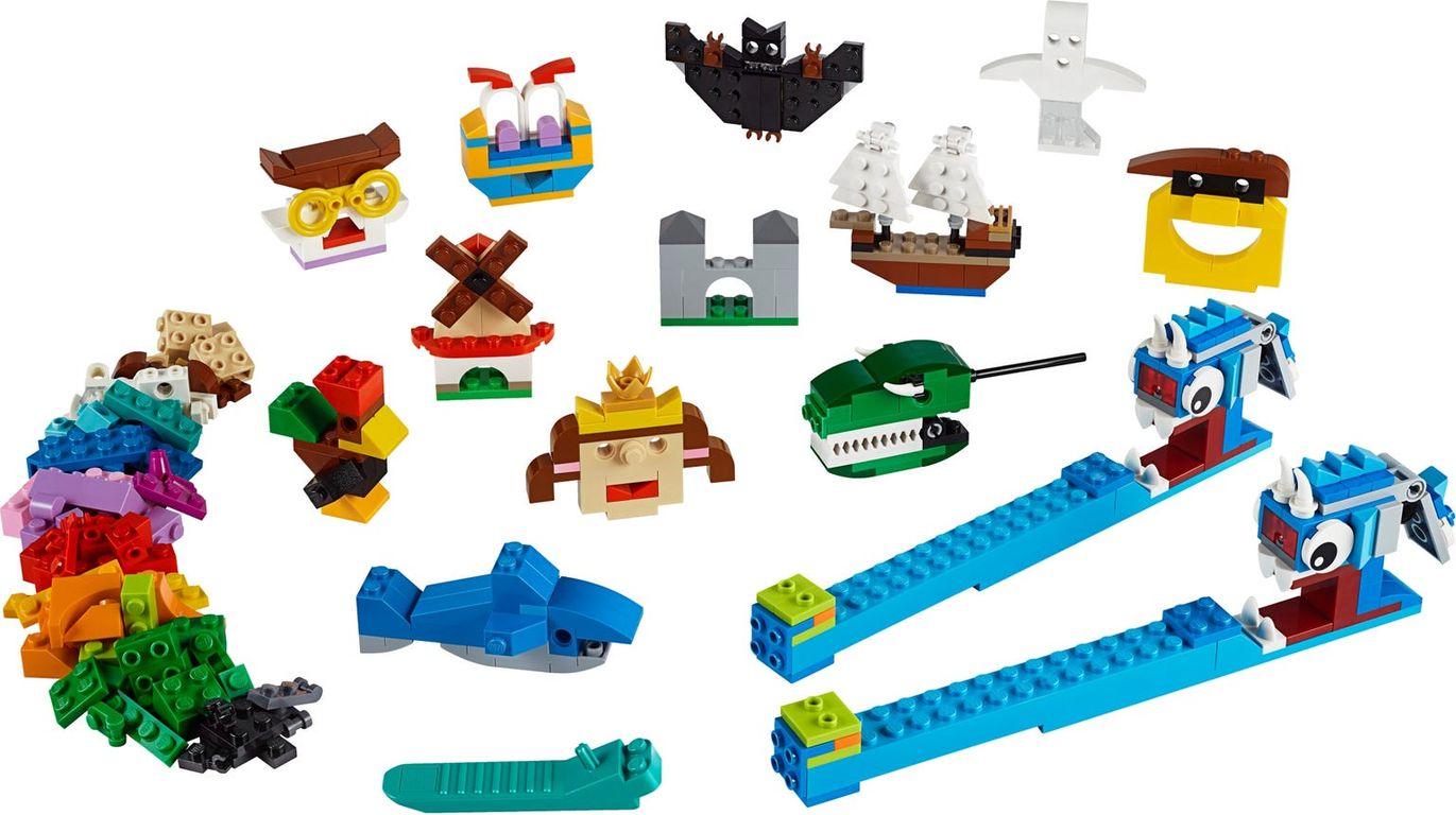 LEGO® Classic Bricks and Lights components
