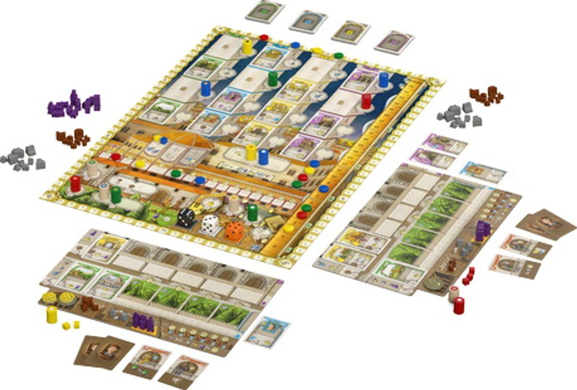 Lorenzo il Magnifico: Big Box components