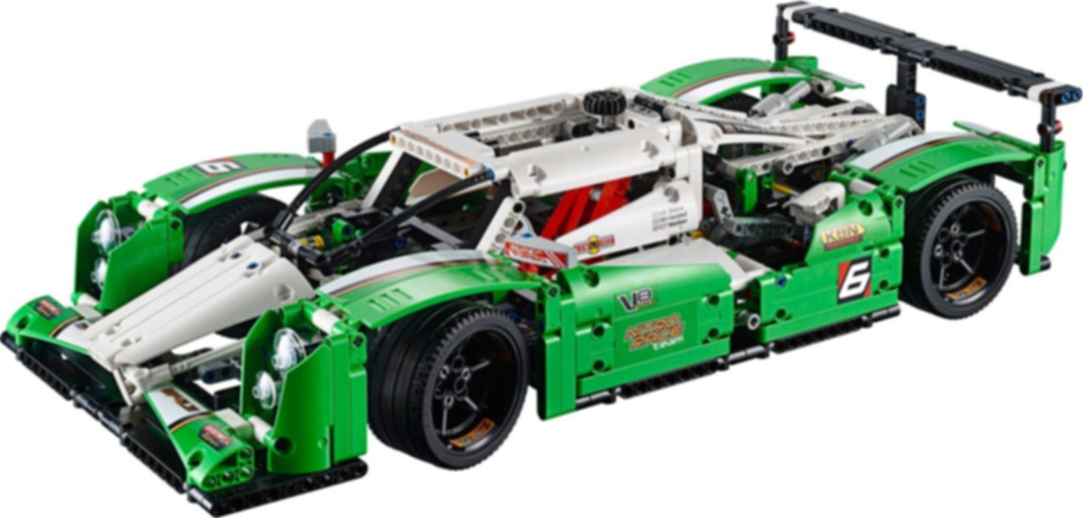 24 Hours Race Car components