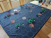 Red Alert: Space Fleet Warfare components