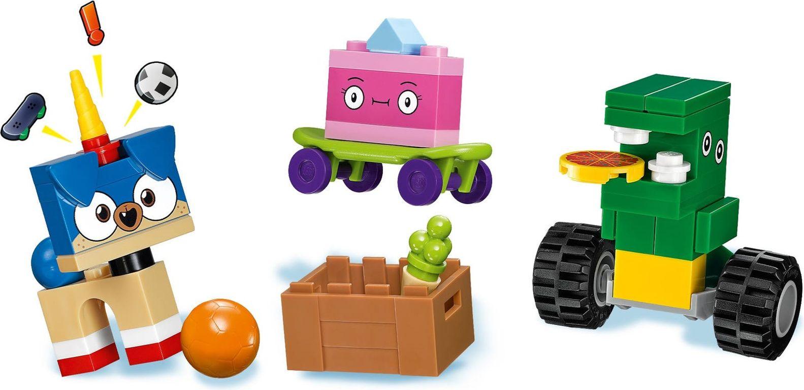Prince Puppycorn Trike components