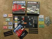 Acquire components