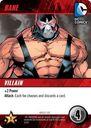 DC Comics Deck-Building Game Bane card