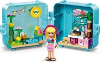 LEGO® Friends Stephanie's Summer Play Cube components