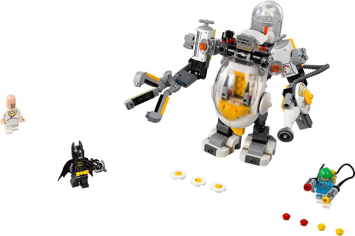 LEGO® Batman Movie Egghead™  Mech Food Fight components