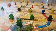 Ticket to Ride: Germany gameplay