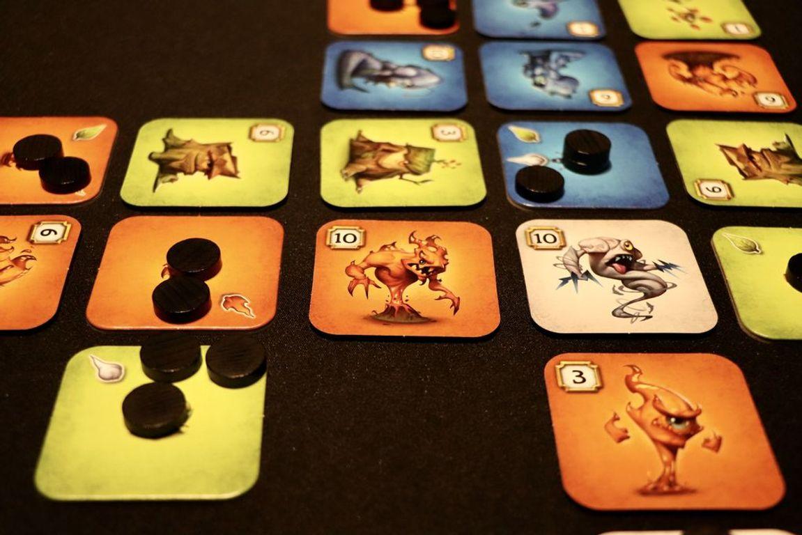 Sagani gameplay