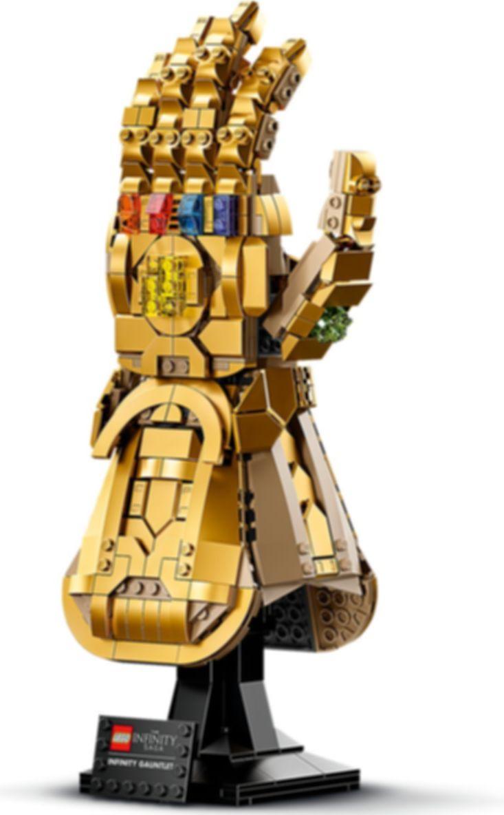 LEGO® Marvel Infinity Gauntlet components