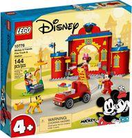 LEGO® Disney Mickey & Friends Fire Truck & Station