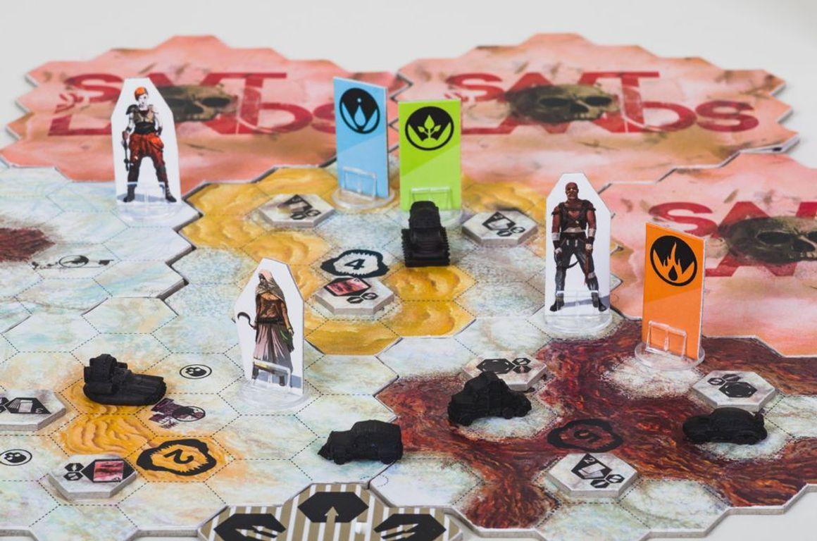 Saltlands gameplay