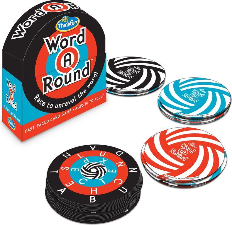 WordARound components