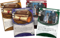 Arkham Horror: The Card Game - For the Greater Good: Mythos Pack cards
