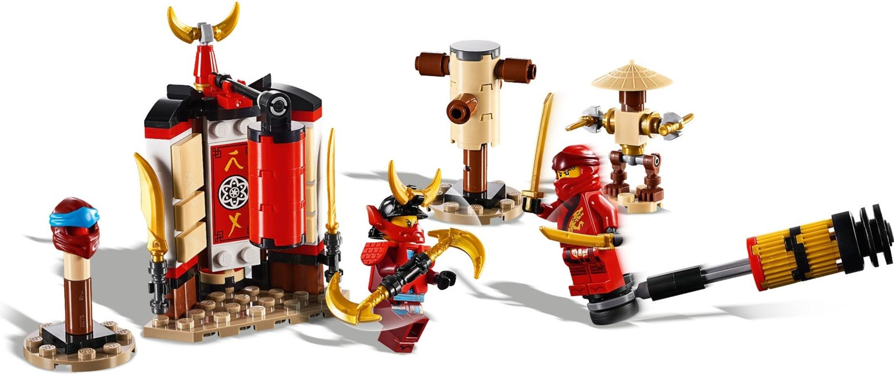 LEGO® Ninjago Monastery Training gameplay