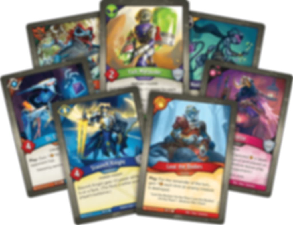 KeyForge: Call of the Archons cards