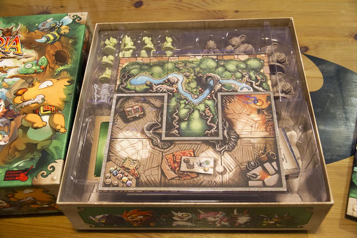 Arcadia Quest: Mascotas partes