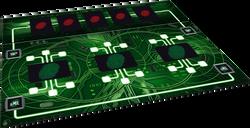 De Mol: De code-opdracht game board