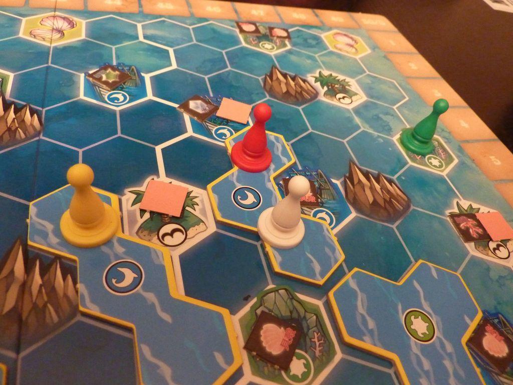 Mermaid Rain gameplay