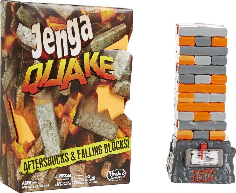Jenga Quake components