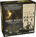 Dark Souls: The Board Game back of the box