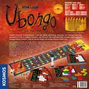 Ubongo back of the box