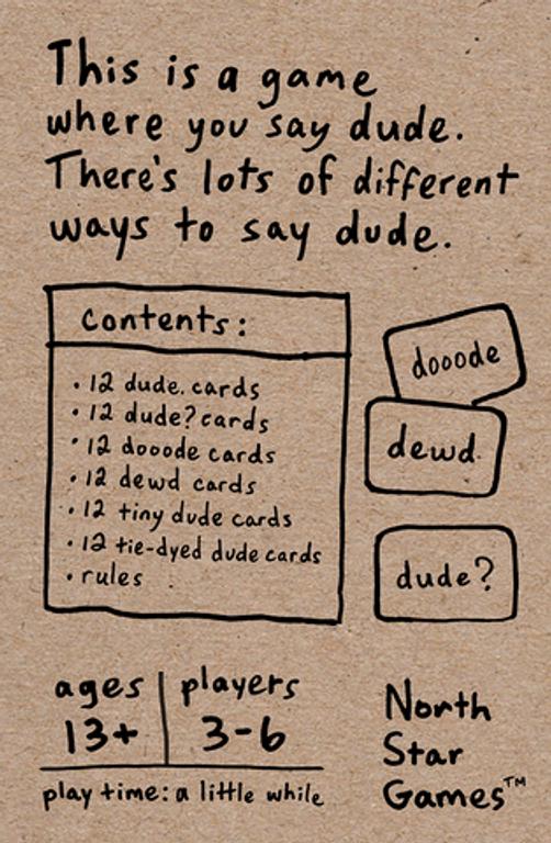 dude manual