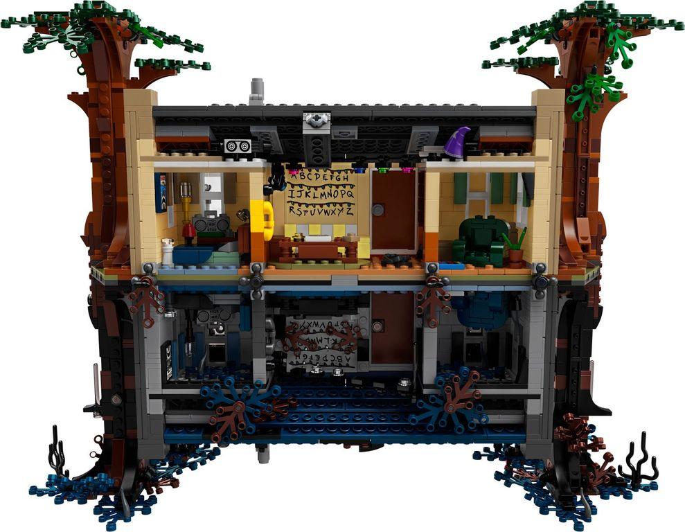 LEGO® Stranger Things The Upside Down back side