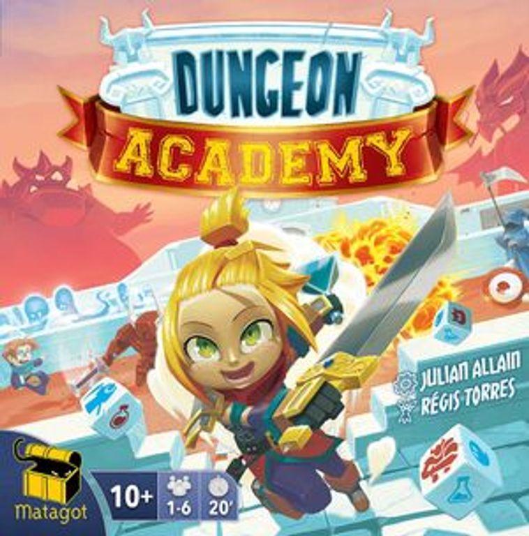 Dungeon+Academy