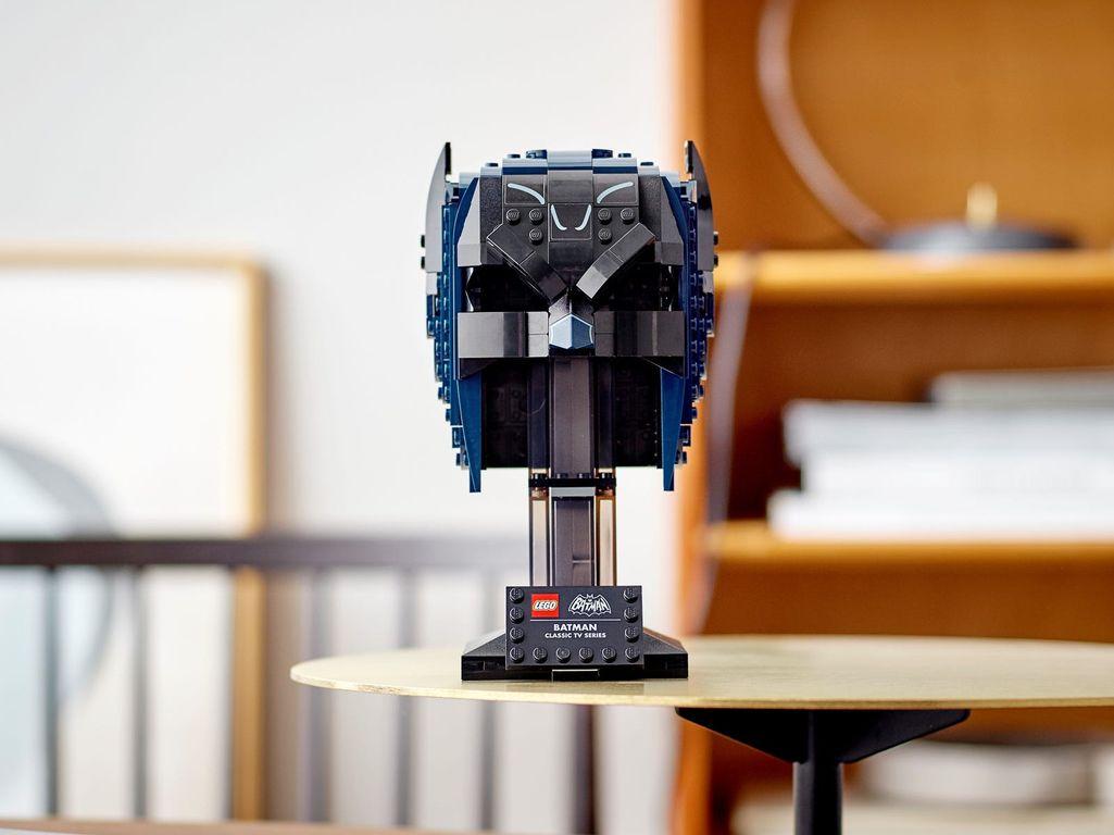 LEGO® DC Superheroes Classic TV Series Batman™ Cowl components