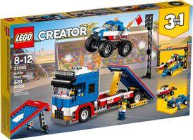 LEGO® Creator Mobile Stunt Show