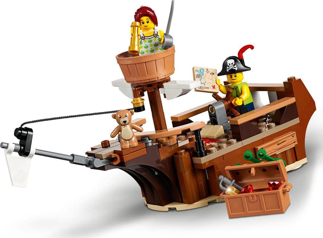 LEGO® Creator Treehouse Treasures alternative
