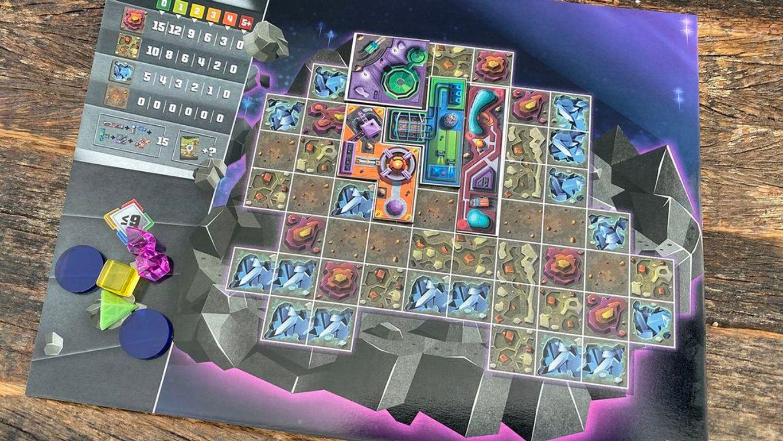 Cosmic Colonies gameplay