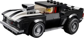 LEGO® Speed Champions Chevrolet Camaro dragracer gameplay