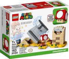 LEGO® Super Mario Monty Mole & Super Mushroom