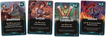 Roll Player: Monsters & Minions cards