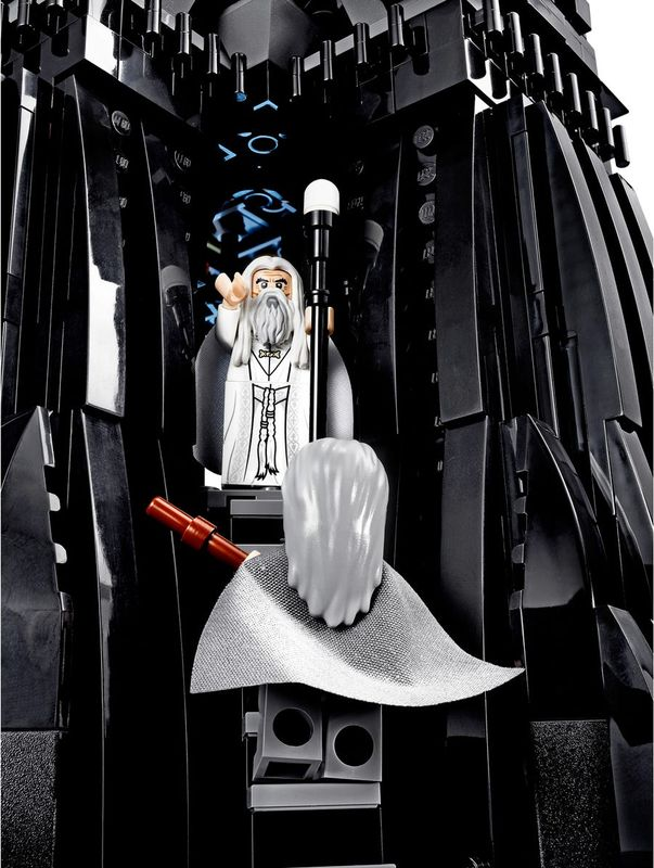 The Tower of Orthanc minifigures