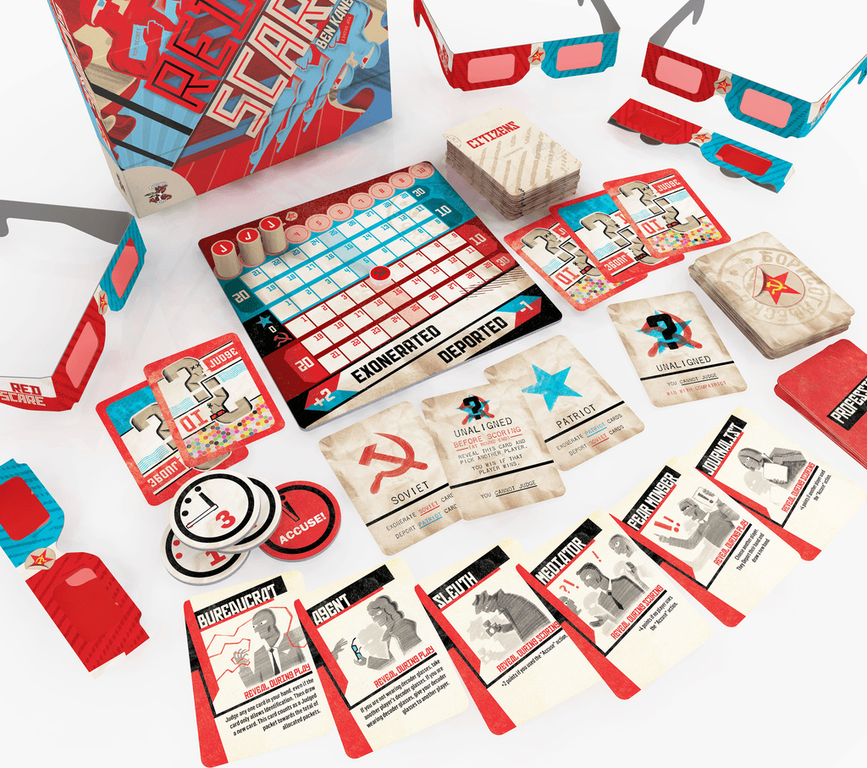 Red Scare components