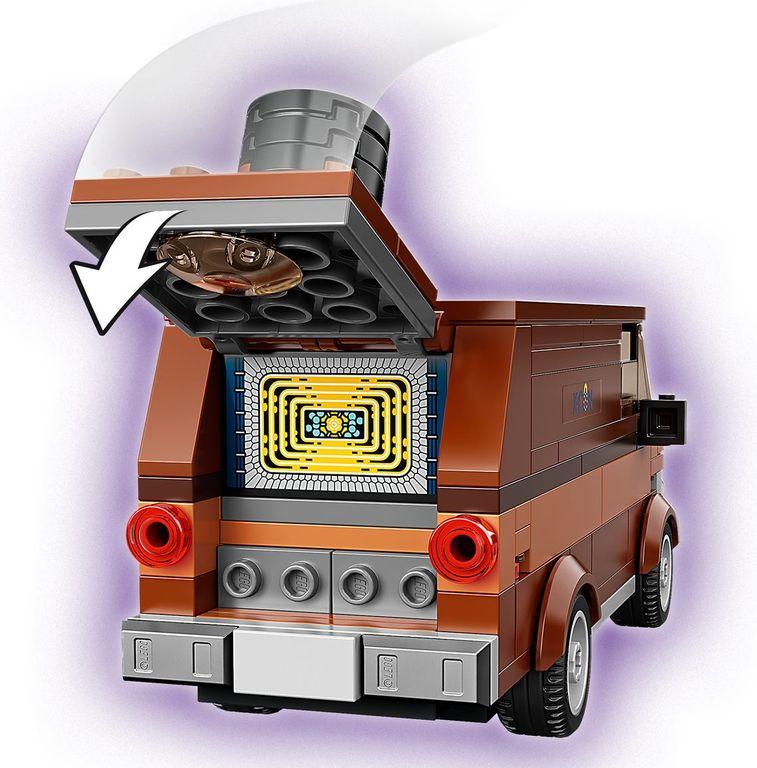 LEGO® Marvel Avengers: Endgame Final Battle components