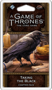 A Game of Thrones: The Card Game (Second edition) - Taking the Black
