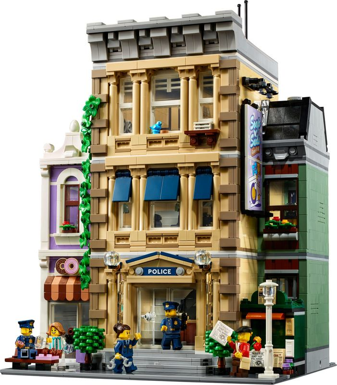 Police Station gameplay