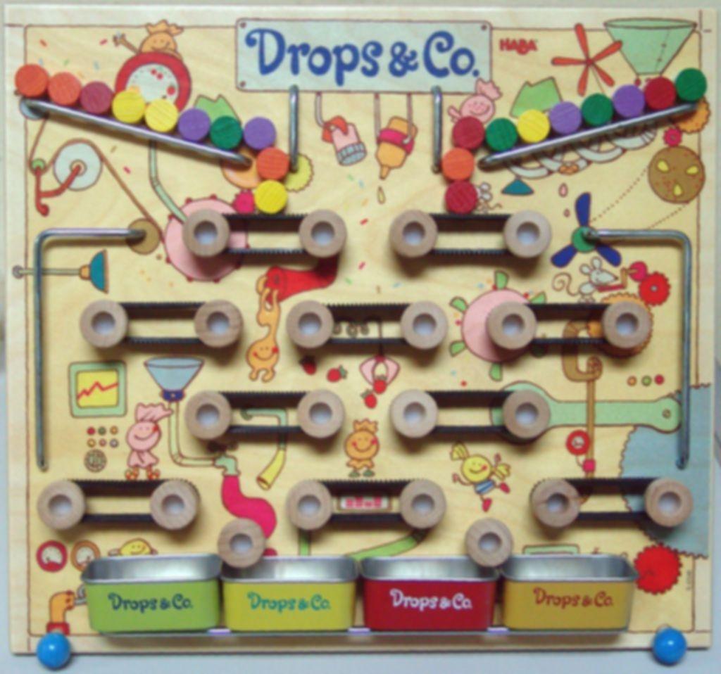 Drops & Co. components