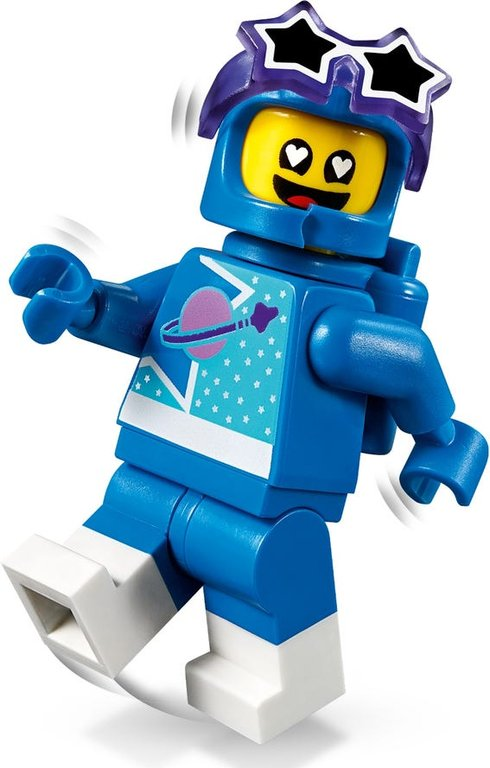 LEGO® Movie Systar Party Crew minifigures