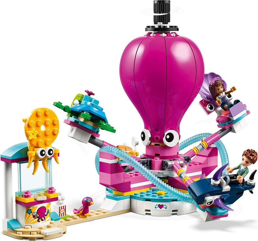 LEGO® Friends Funny Octopus Ride gameplay