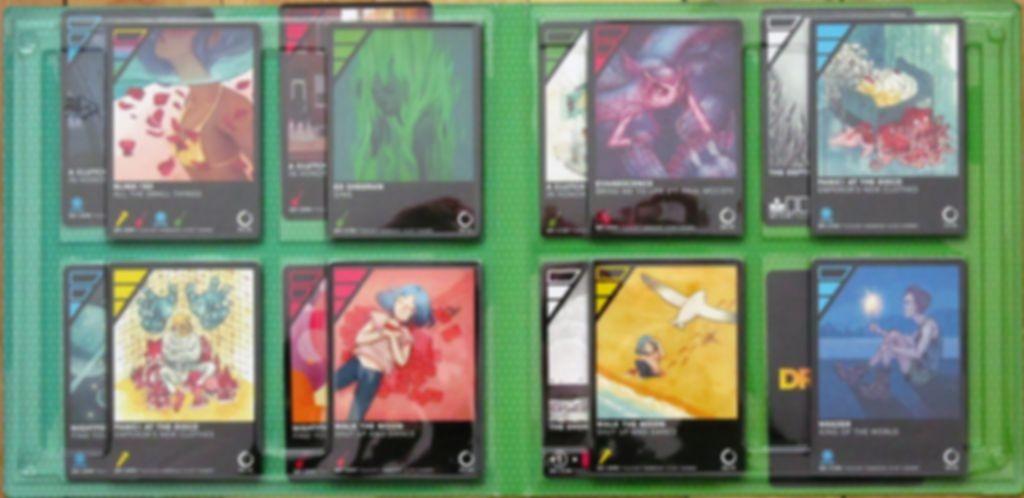 DropMix: Rock Playlist Pack (Ouroboros) cards