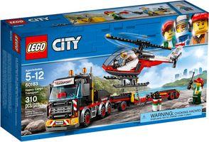 LEGO® City Heavy Cargo Transport