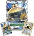 Pokémon: Snorlax-GX Box cards